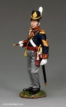 Artillerie-Batterie Sergeant Major