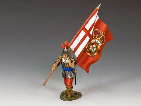 Fahnenträger - Leibgarde des Königs