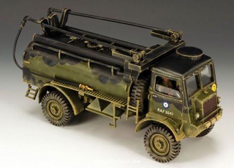 RAF Bedford QL Tankwagen
