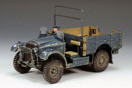 Morris CS8 15 cwt Truck RAF