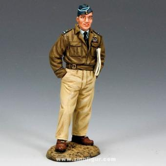 Vize-Luft-Marschall Arthur Coningham