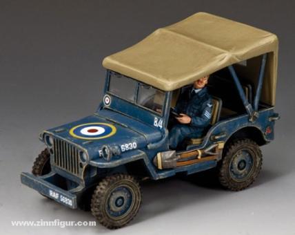 Royal Air Force Jeep
