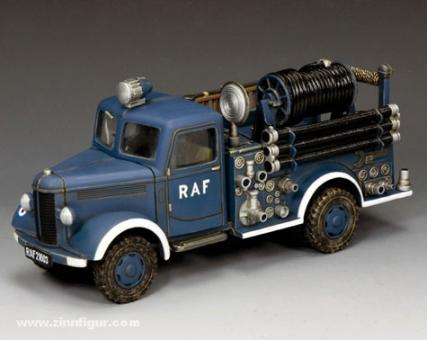 RAF Feuerwehrwagen Bedford 1939