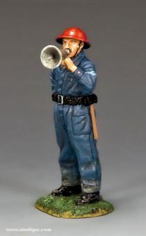 RAF Feuerwehr Sergeant