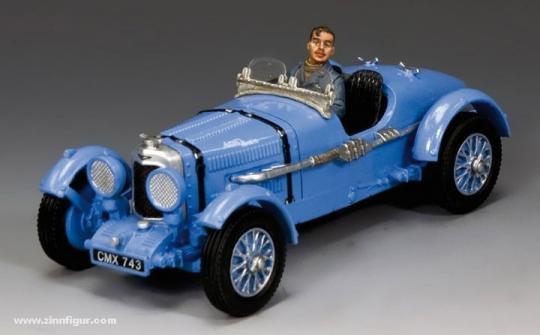 """Himmelblauer Aston Martin """"Ulster"""""""