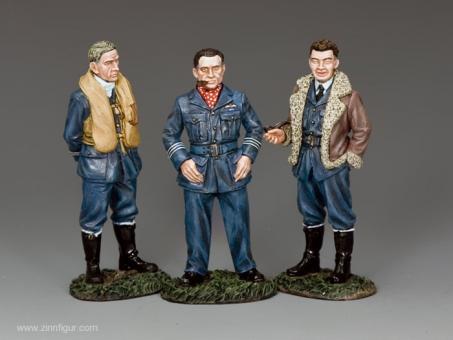 Das Trio der Asse