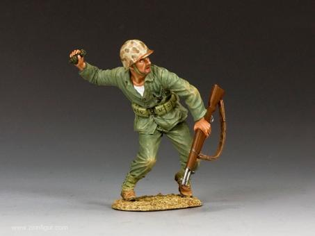 US Marine Grenadier