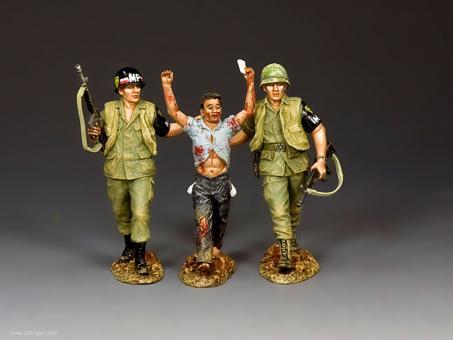 Saigon Embassy Trio