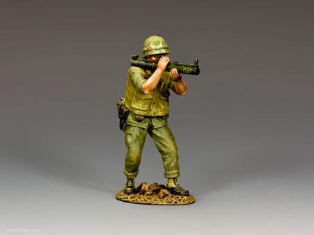 US Marine mit M72 Law Panzerfaust