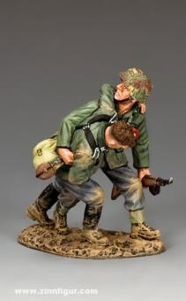 """""""Rettung vom Schlachtfeld"""" -Infanterie-"""