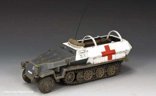 Sd.Kfz. 251 gepanzerte Ambulanz