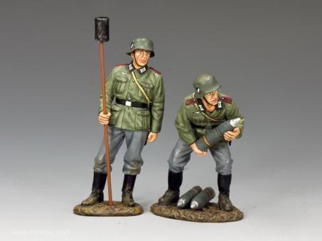 Artilleristen Set 1
