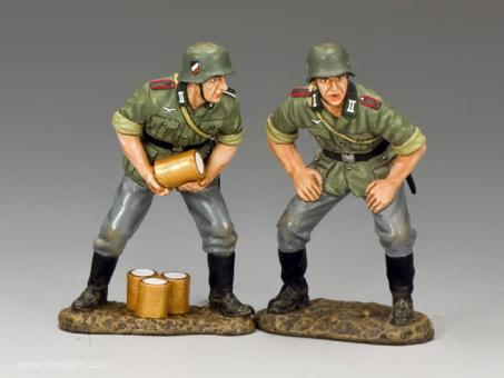 Artilleristen Set 2