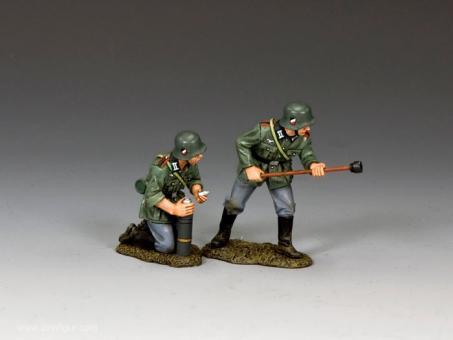 Artilleristen Set 3