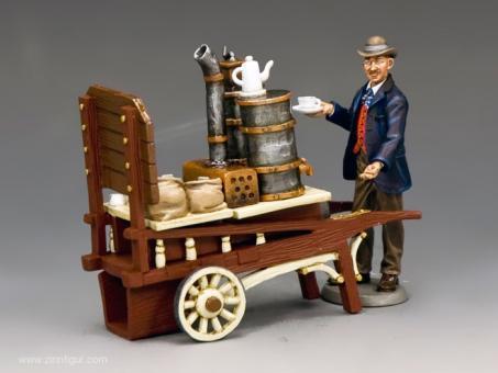 Der Kaffeeverkäufer