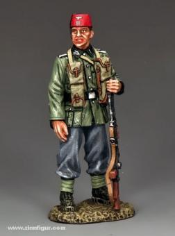 Standing Light Machine Gunner