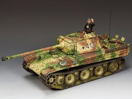 """Panther Ausf.G  2.Panzerdivision """"Das Reich"""""""