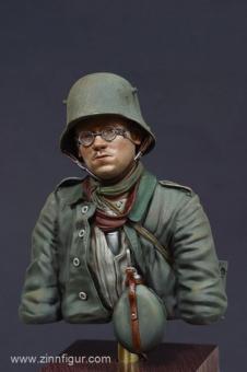 Deutscher Kriegsgefangener - 1917