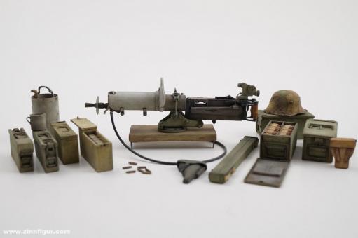 MG08 für Schützengraben Set