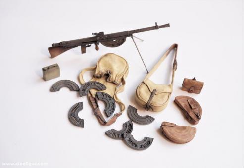 Chauchat Mle. 1915 MG Set