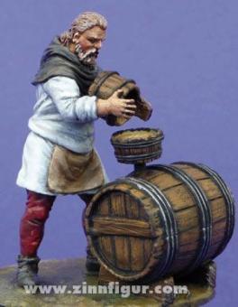 Bierbrauer im Mittelalter