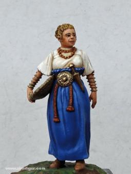 Frau der Bronzezeit
