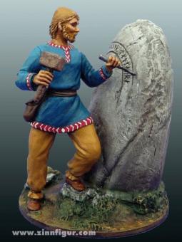 Steinmetz der Wikinger
