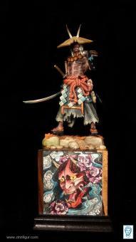 Oni-ni-kanabo - Japanischer Dämon
