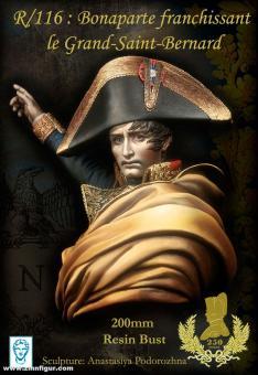 Bonaparte beim Überqueren der Alpen - Limited Edition