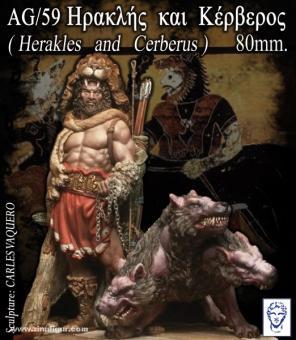 Herakles und Cerberus