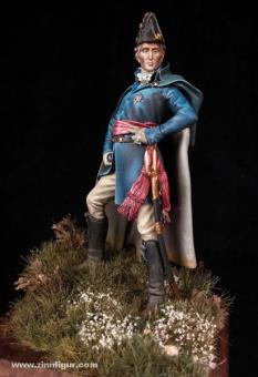 Der Herzog von Wellington bei Waterloo - 1815