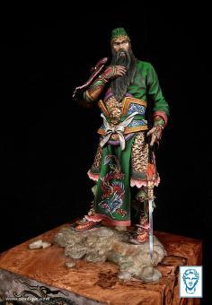 Guan Yu - Chinesischer General