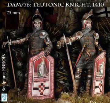 Ritter des Deutschen Ordens - Tannenberg 1410
