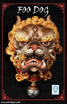 Foo Dog - Chinesischer Glückshund