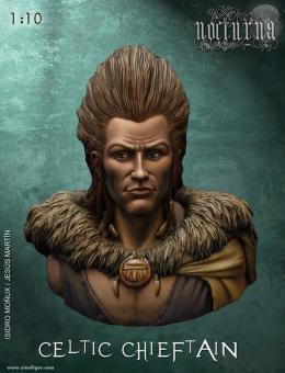 Diverse Hersteller: Büste: Keltischer Häuptling, 3000 v.Chr. bis 400 n.Chr.