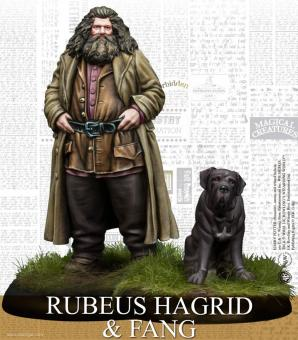 Rubeus Hagrid & Fang - Harry Potter Game