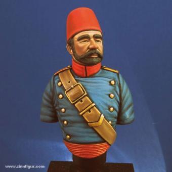 Turkish Infantry Officer