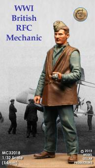 WWI British RFC Mechanic