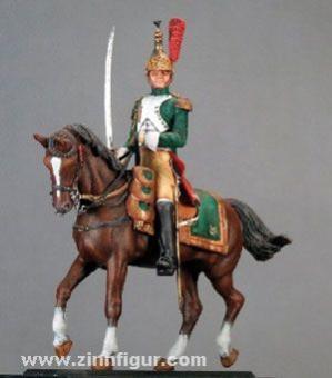 Dragon à cheval de la Garde 1806-1815