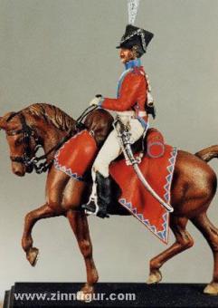 Leichte Kavallerie, Mannschaft oder Trompeter, 1806-1813