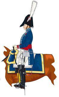 Inspekteure bei der Revue de l'Armée