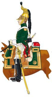 Garde-Dragoner - 1806-1815