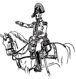 Officiers Généraux 1804-1815