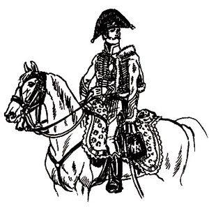 Officier d'ordonnance du roi Murat