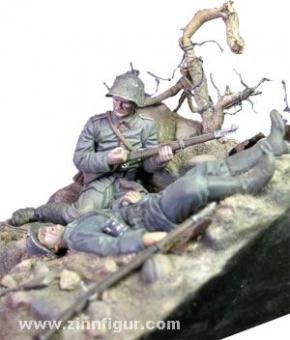 Infanteristen, Verdun 1917