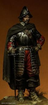 Spanischer Offizier - Schlacht von Empel 1585