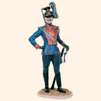 Adjutant, Linien-Ulanen
