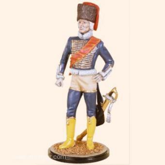 Prussian General Von Zieten 1750s