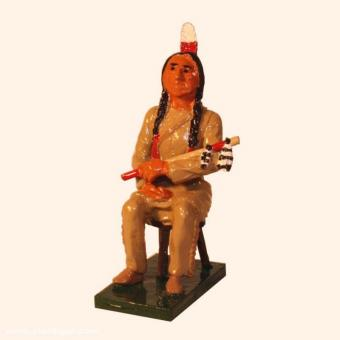 Sitting Bull - seated