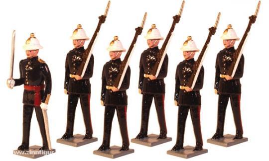 Royal Marines um 1923
